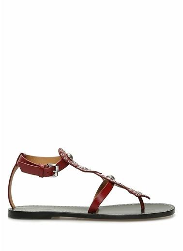 Etoile Isabel Marant Sandalet Kırmızı